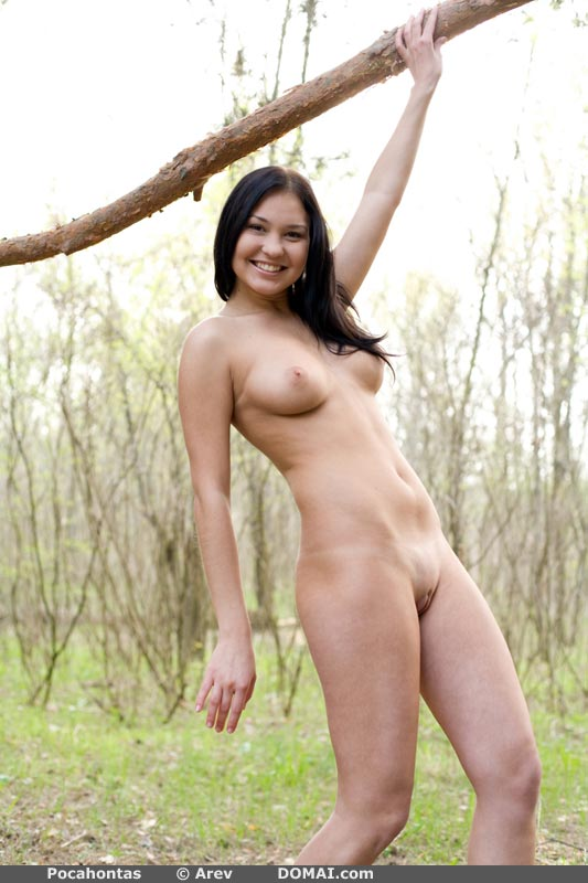 nude natural indian girl