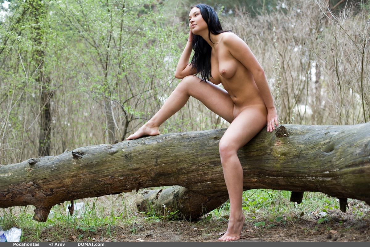 cute french woman naked