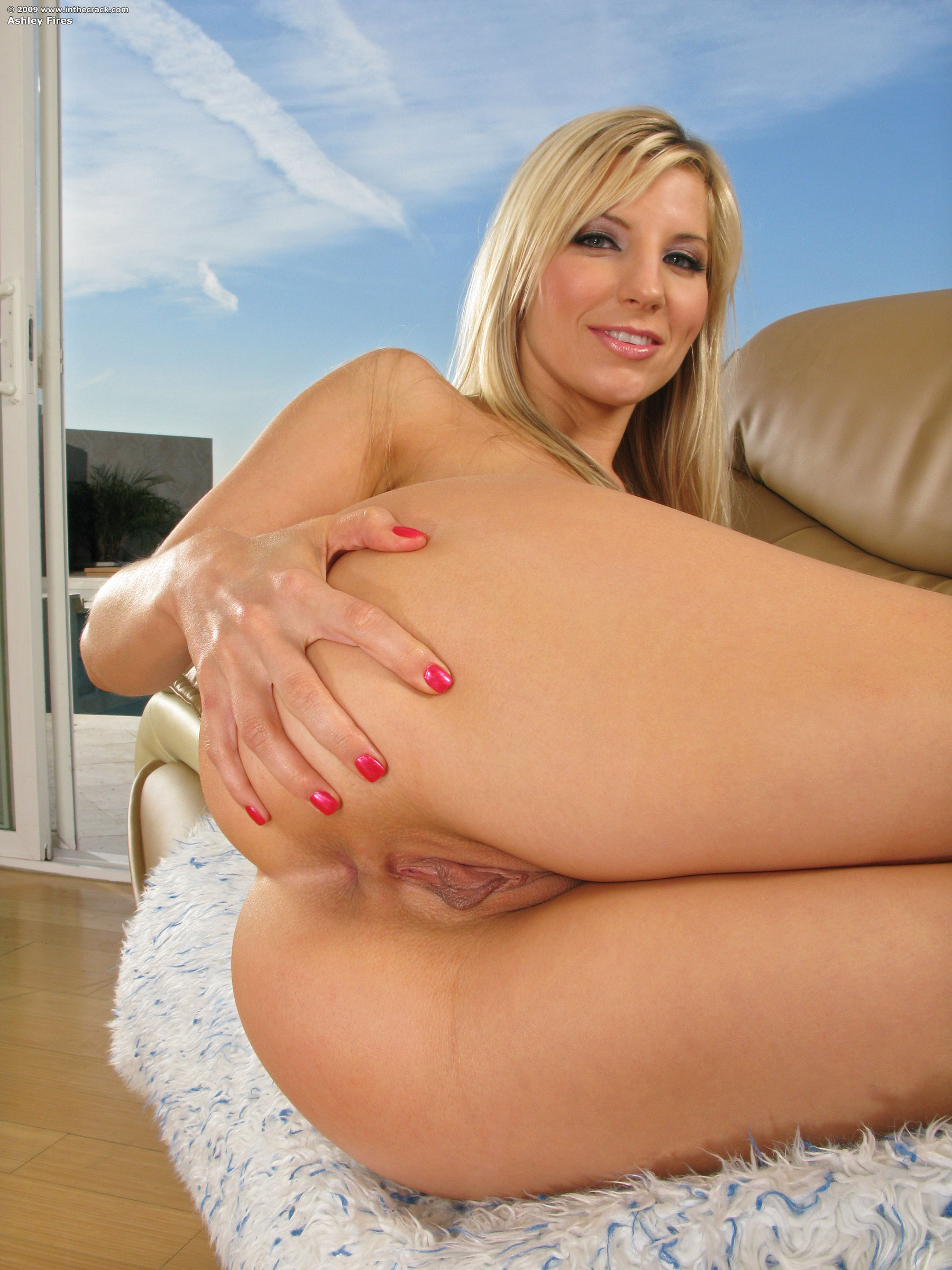 Ashley blue takes a hot load on her face 9