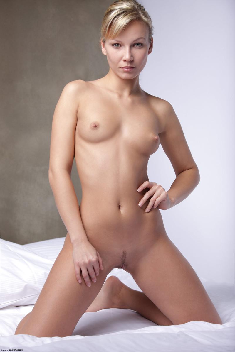 Sylvie Sinner Has Hard Nipples