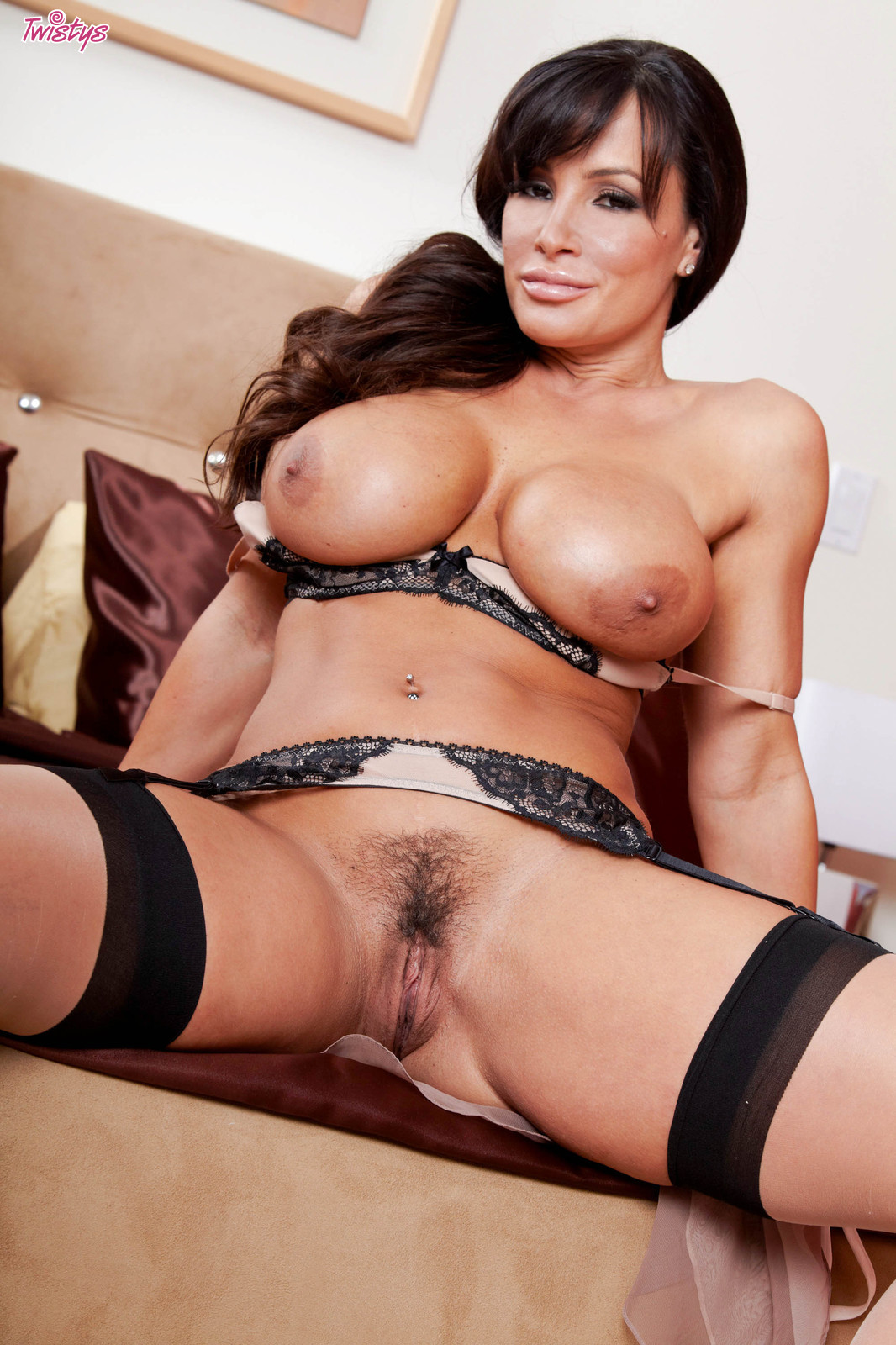 Big tit lisa ann