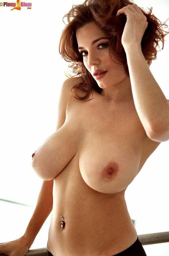 Big boobs tits nude model pity, that