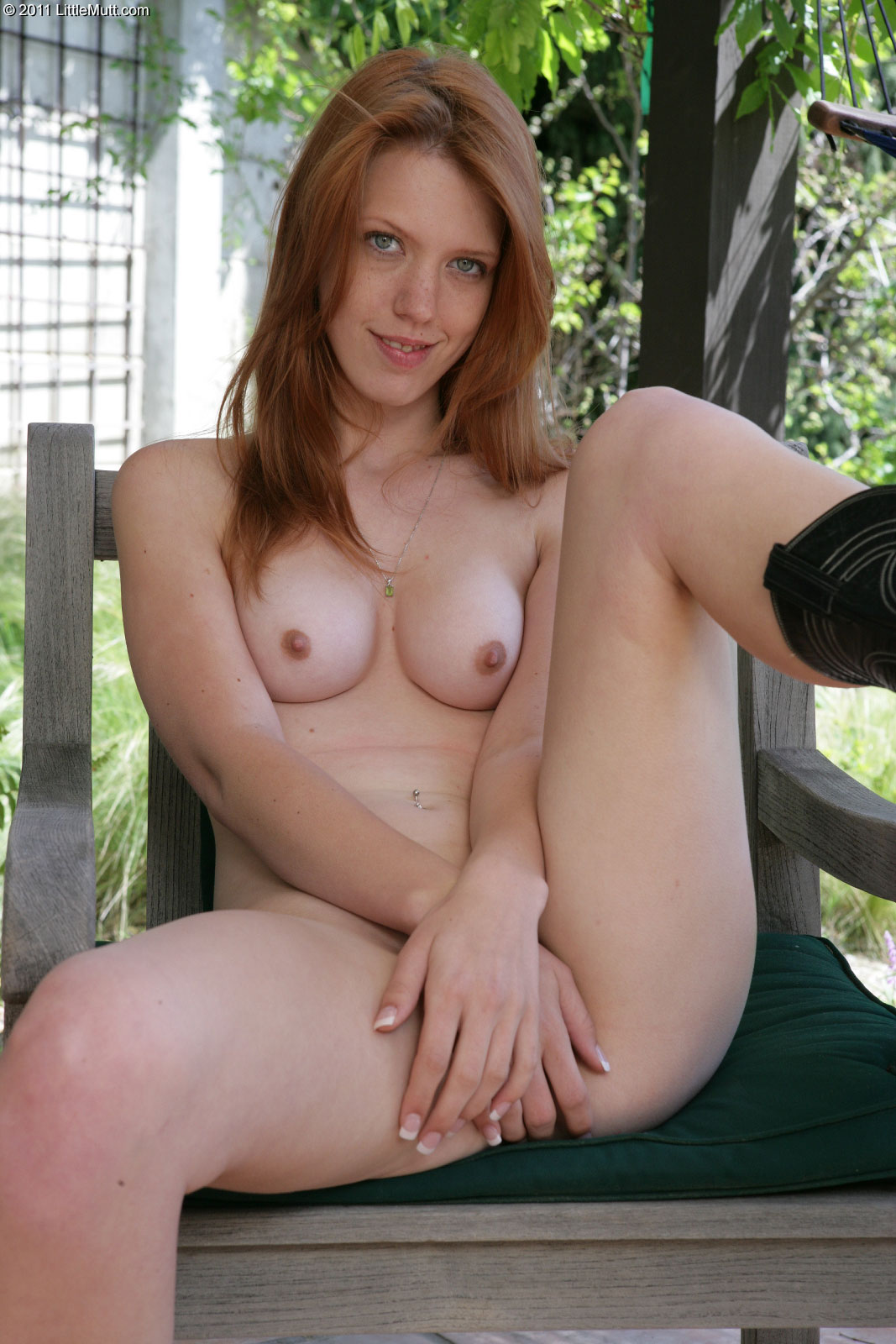 Hot little college pussy